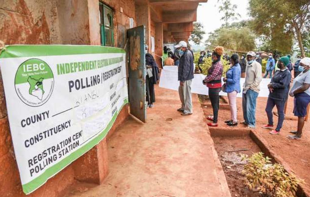 Kibarua cha IEBC kuandaa duru ya pili ya uchaguzi 2022