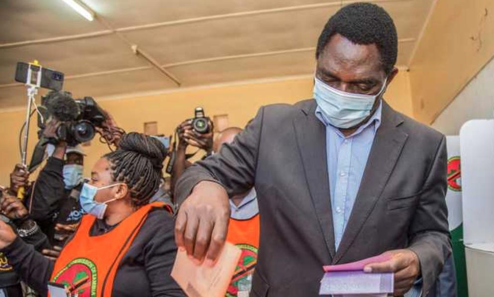 KINYUA BIN KING'ORI: Uchaguzi wa Zambia uwe kielelezo kwa mataifa ya Afrika