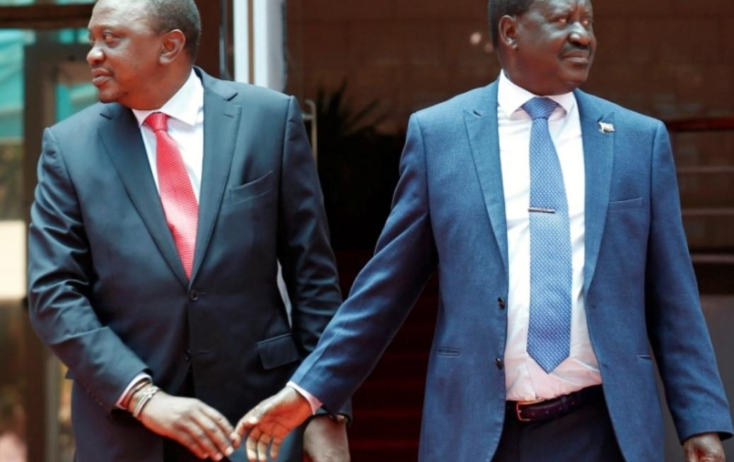BBI: Uhuru, Raila sasa kusuka mbinu mpya ya mageuzi