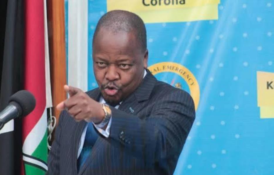 Kagwe atishia kuadhibu walipishao chanjo