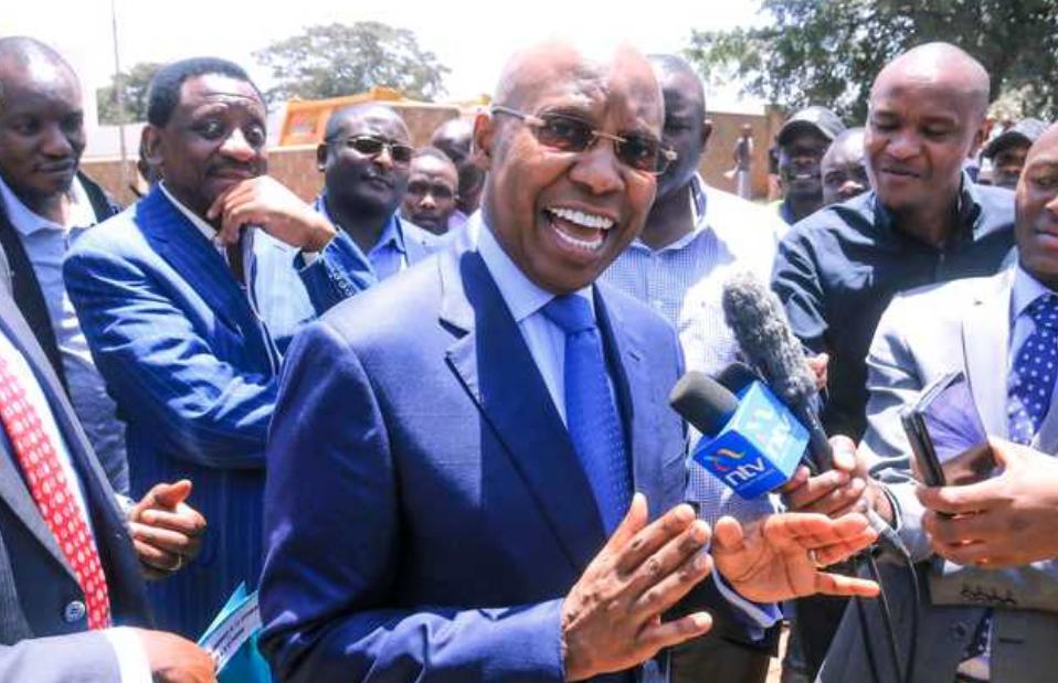 CECIL ODONGO: Azma ya Wanjigi ni mbinu ya ODM kupenya Mlima Kenya