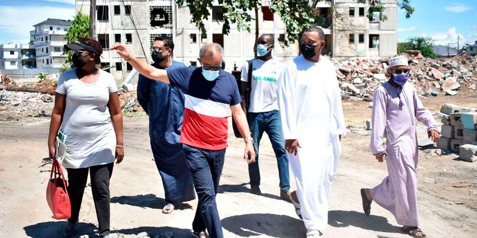 JAMVI: Mradi watia doa azma ya Shahbal kuwania ugavana