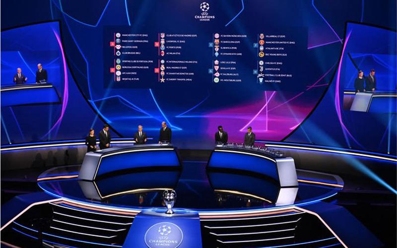 Man-City kukutana na PSG huku Liverpool wakitiwa katika zizi gumu la UEFA msimu huu