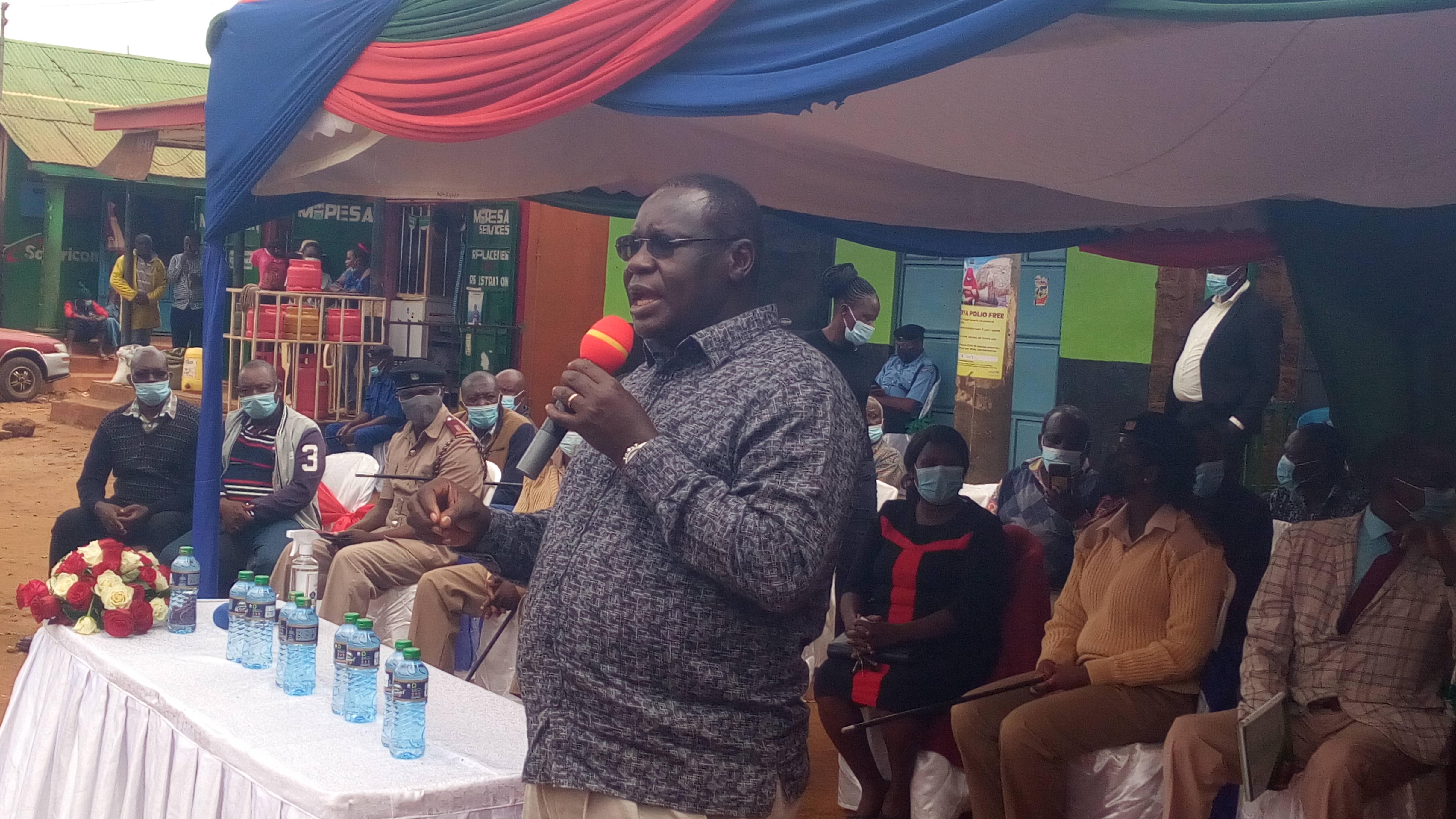 Wakulima Kiambu wapokea hundi ya Sh39 milioni kupiga jeki shughuli zao za kilimo