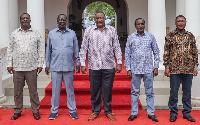 Sababu za Ruto kutia miamba 5 tumbojoto
