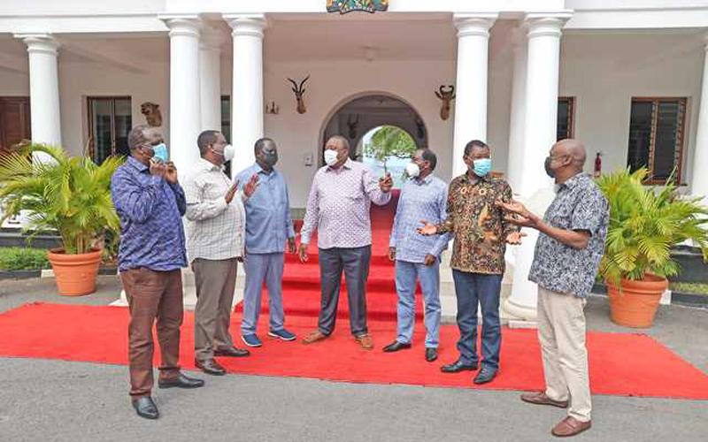 Uhuru mbioni kufufua Nasa