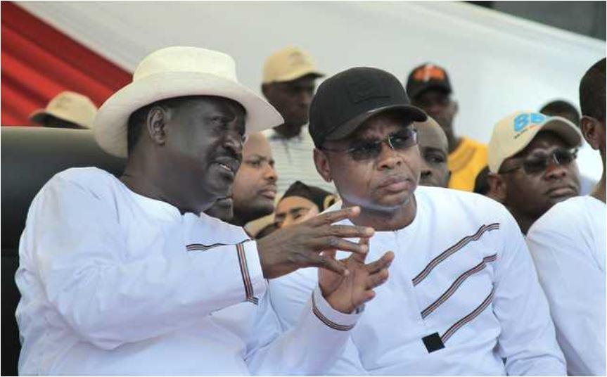 Raila kuhudhuria uzinduzi wa chama cha PAA