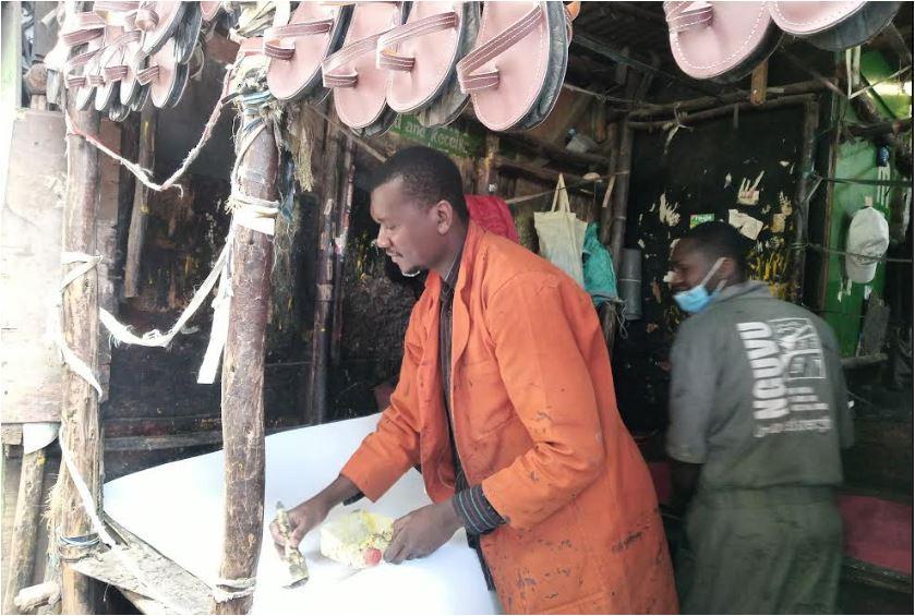 Kijana aunda Sh150,000 kutokana na magurudumu
