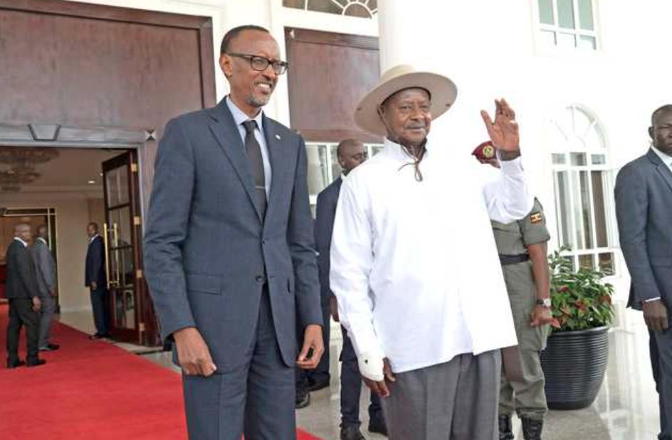 Uganda yaalika Rwanda uhusiano kati yao ukidorora