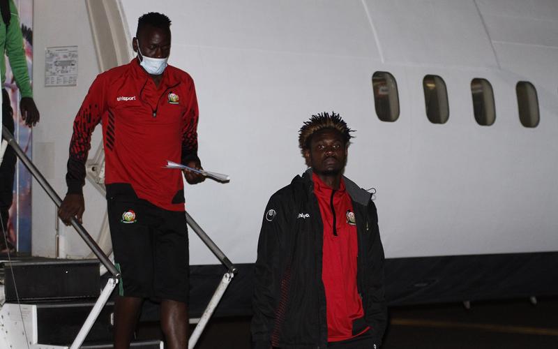 Harambee Stars yarejea nyumbani na pointi moja kampeni ya kuingia Kombe la Dunia 2022