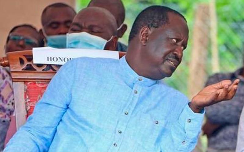 'Ruto alishika Uhuru mateka'
