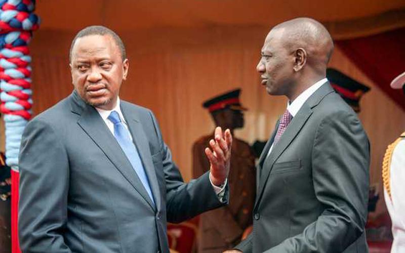 KINYUA BIN KING'ORI: Masharti ya wandani kisiki kwa 'handisheki' ya UhuRuto
