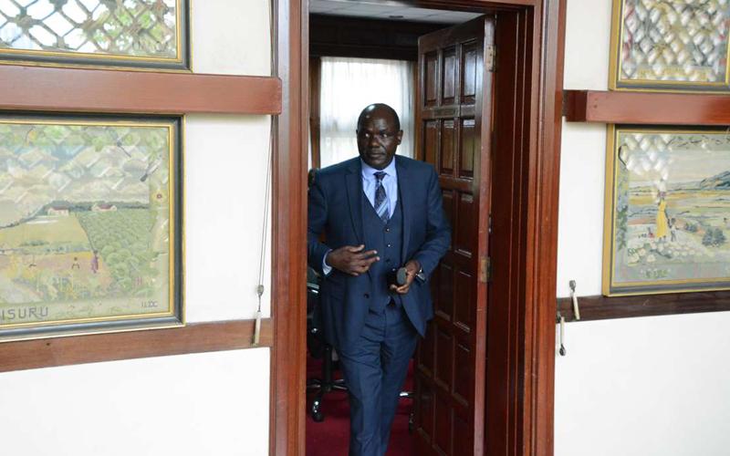 IEBC yakana 'kumsaidia' Ruto