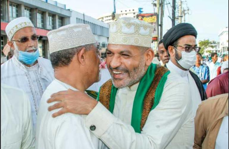 Shahbal apuuza 'jeshi' la Nassir