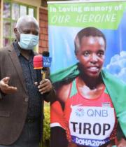MARY WANGARI: Mauaji ya Tirop ni uhalisia mchungu wa janga la dhuluma