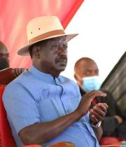 Raila alilia vijana Nyanza wajisajili kwa kura za 2022