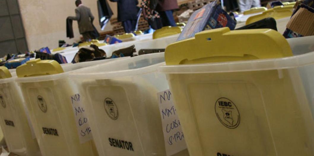 IEBC huru kuandaa uchaguzi- Korti