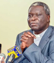 Papa Francis ateua Askofu Anyolo kumrithi Njue