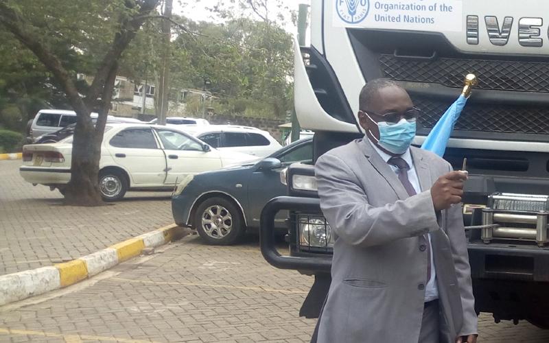 'Kenya imefanikiwa kuwakabili kikamilifu nzige waharibifu'