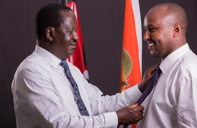 Raila ndiye baba wa ugatuzi, apewe urais 2022 – Junet